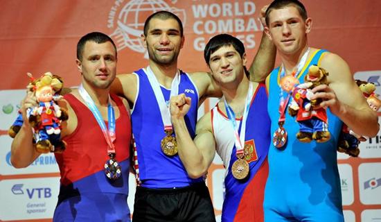 Plantiću zlatna medalja na Svjetskim igrama borilačkih sportova