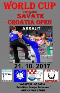 CROATIA OPEN 2017 PLAKAT