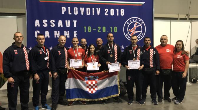 SVJETSKO PRVENSTVO U ASSAUTU, BUGARSKA (PLOVDIV) 18. – 20. LISTOPADA 2018.